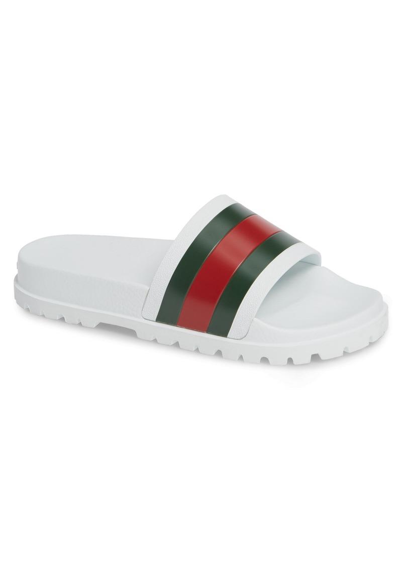 Gucci Slide Sandal (Men)
