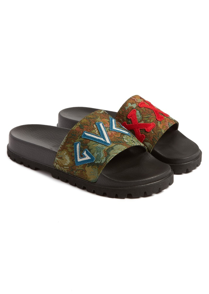 095c3be5d029 Gucci Gucci  Pursuit Treck  Slide Sandal (Men)