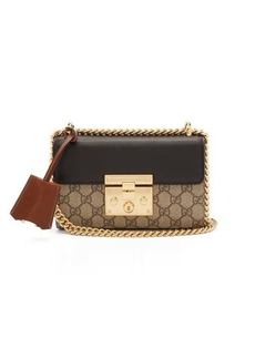 Gucci Push-lock GG Supreme small cross-body bag