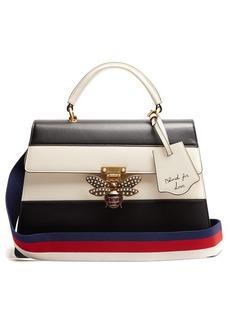 Gucci Queen Margaret leather shoulder bag