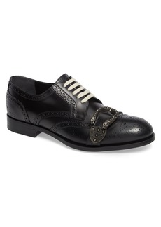 Gucci Queercore Brogue Shoe (Men)