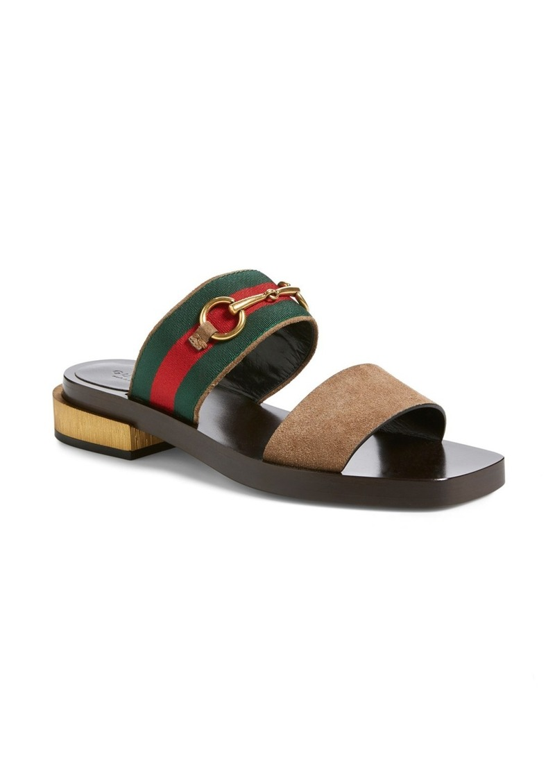 18c64c065f1 Gucci Gucci  Querelle  Double Band Sandal (Women)