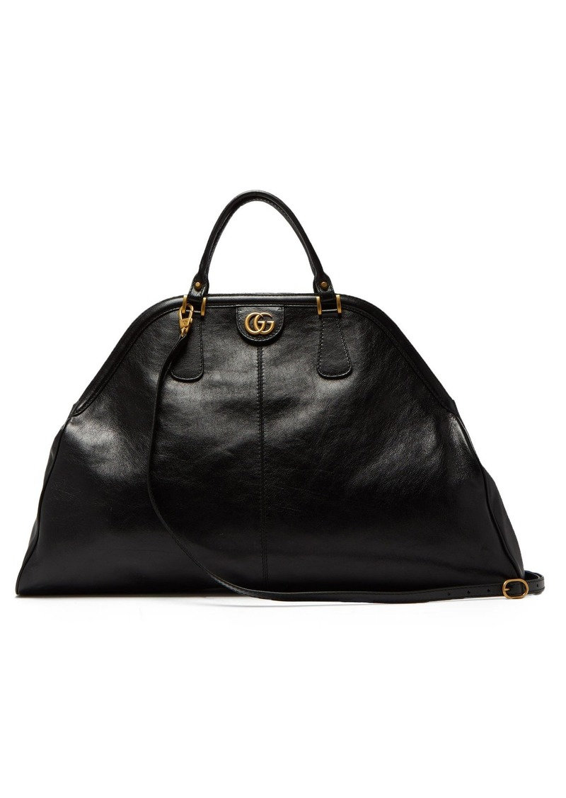 cc3b9e4cd40e Gucci Gucci Re(Belle) large top-handle leather tote | Bags