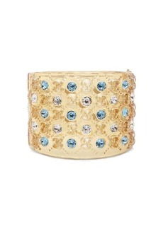 Gucci Resin crystal cuff