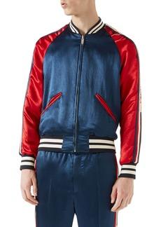 Gucci Rev Souvenir Jacket