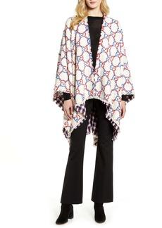 Gucci Reversible Poncho