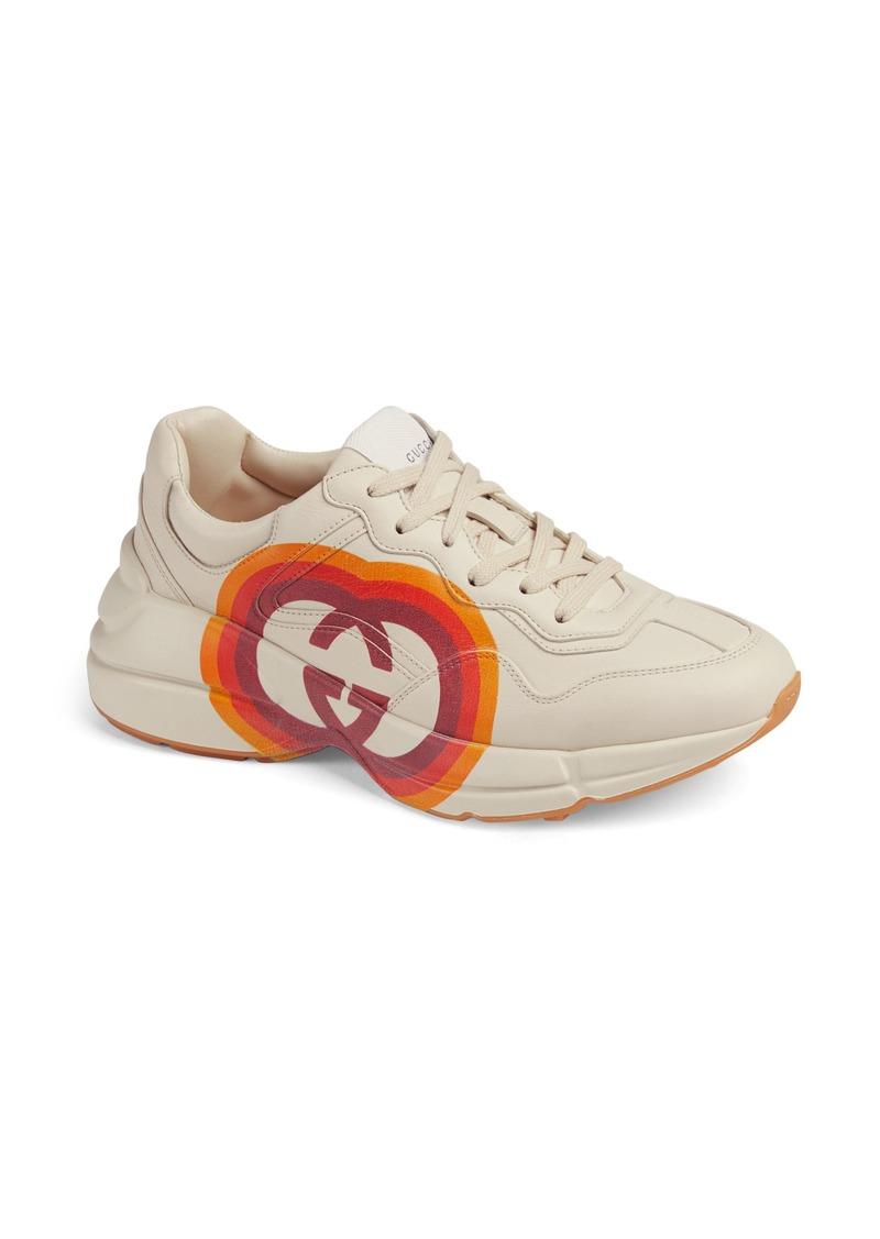 963ed7424 Gucci Gucci Rhyton Double G Sneaker (Women) | Shoes