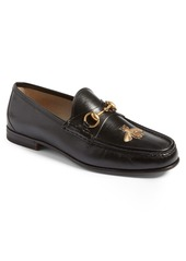Gucci Gucci Roos - Bee Loafer (Men) | Shoes