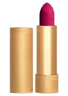 Gucci Rouge à Lèvres Mat Matte Lipstick