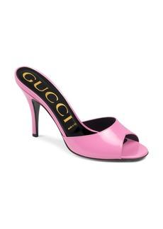Gucci Scarlet Slip-On Sandal (Women)