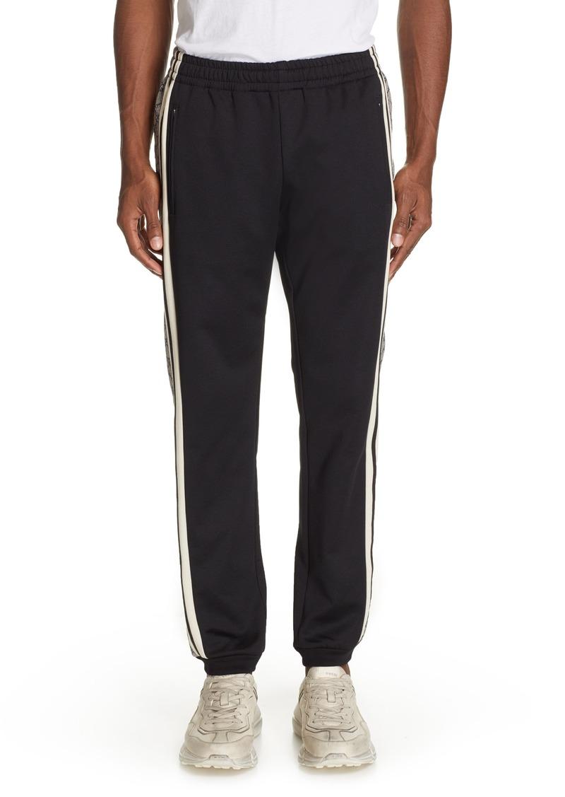 Gucci Side Stripe Jogger Pants