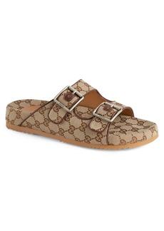 Gucci Sideline Original GG Slide Sandal (Men)