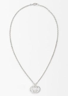 Gucci 'Silver Britt' Necklace