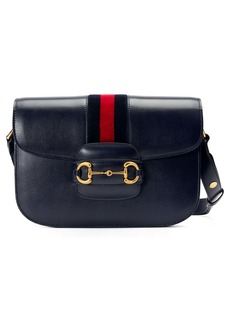 Gucci Small 1955 Horsebit Leather Shoulder Bag
