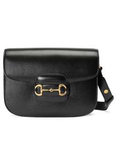 Gucci Small 1955 Horsebit Leather Shoulder Bag