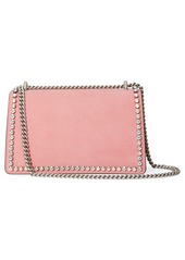 4a68b838e98 Gucci Gucci Small Dionysus Crystal Embellished Suede Shoulder Bag ...