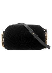 441c63ddd Gucci Gucci Small GG Marmont 2.0 Crystal Stars Velvet Shoulder Bag ...