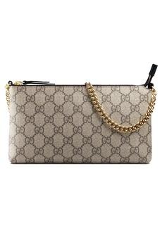 Gucci Small GG Supreme Canvas Wallet
