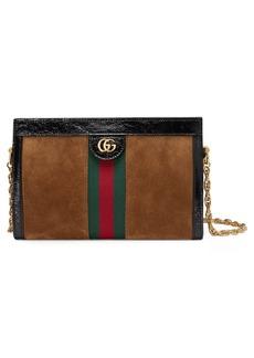 Gucci Small Linea Chain Shoulder Bag