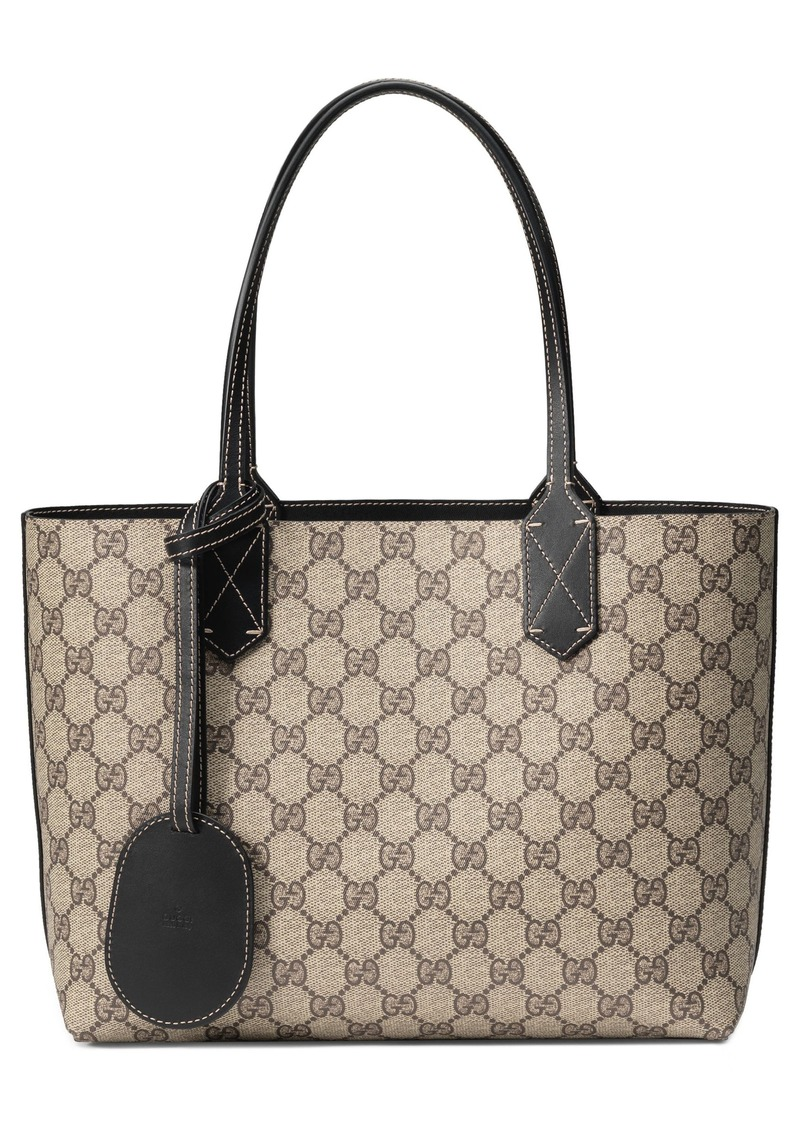 d1dd128a02 Small Turnaround Reversible Leather Tote