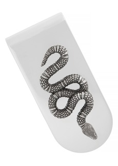 Gucci Snake Insignia Money Clip