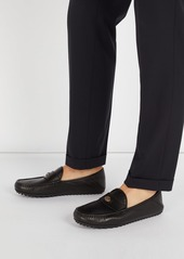 7448fbfea75 Gucci Soft leather moccasin loafers Gucci Soft leather moccasin loafers ...