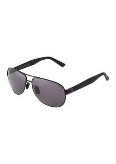 Gucci Square Aviator Sunglasses