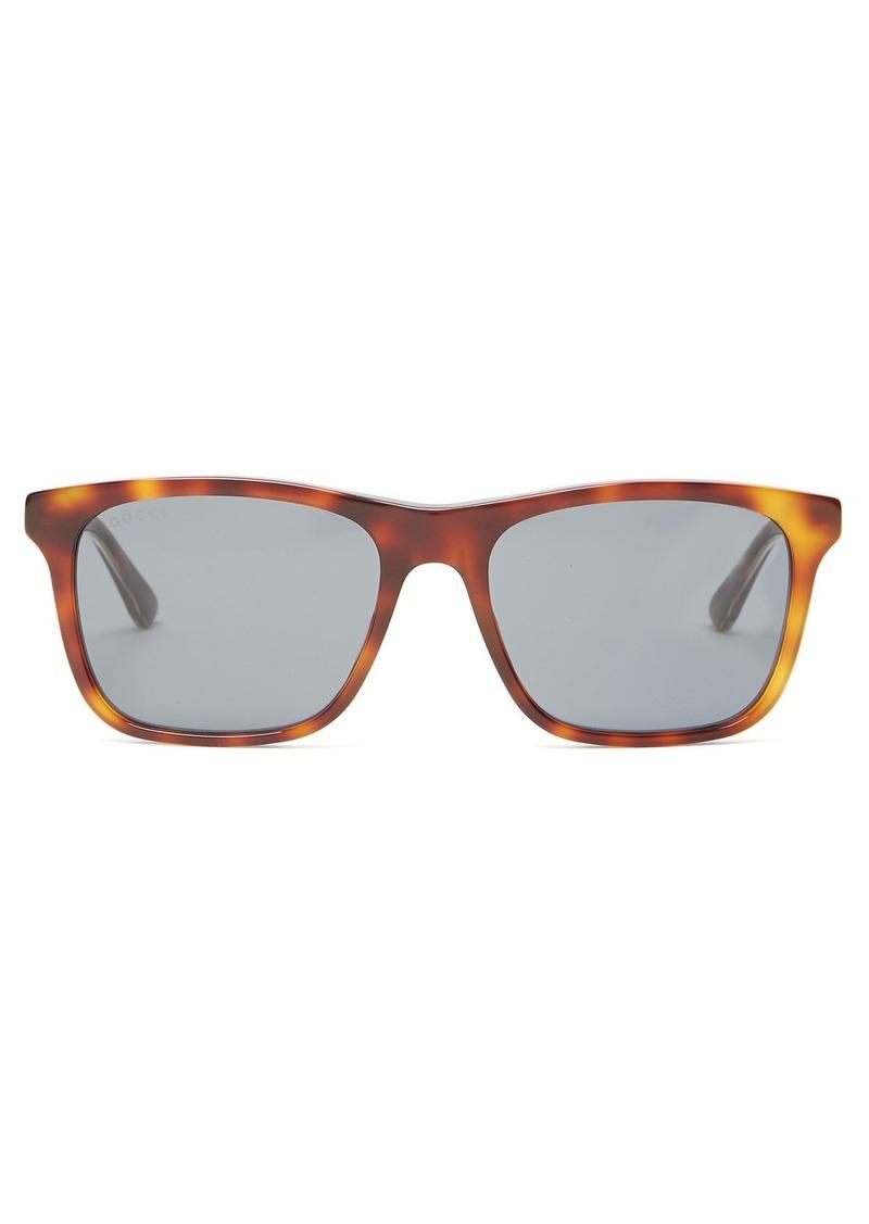 723f85ef24cf Gucci Gucci Square acetate sunglasses | Sunglasses
