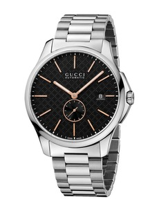 Gucci Stainless Steel Bracelet Watch