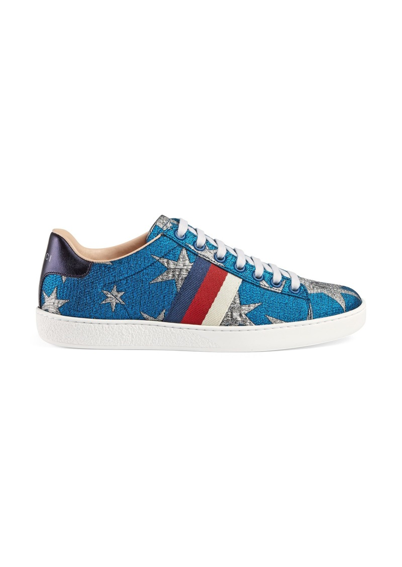 bad050d05 Gucci Gucci Star New Ace Sneaker (Women) | Shoes