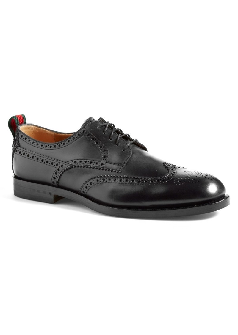be52b5b267c Gucci Gucci Strand Wingtip Oxford (Men)