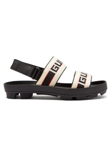 Gucci Stripe logo sandals