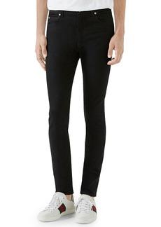 Gucci Super Slim Stretch Jeans (Black)