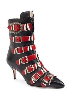 Gucci Susan Snake Bootie (Women)