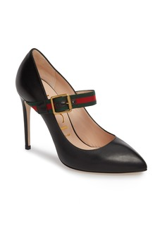 Gucci Mary Jane Pump (Women)
