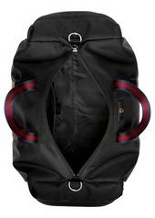 1c01ff1a98e2 Gucci Techpack Canvas Duffle Bag Gucci Techpack Canvas Duffle Bag