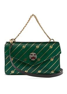 Gucci Thiara GG tiger head bag