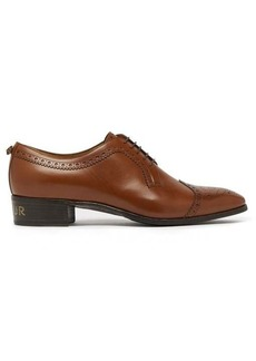 Gucci Thune leather brogues