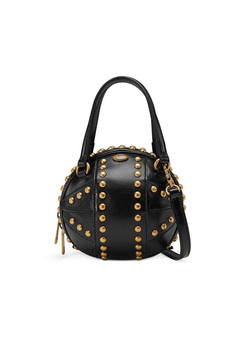 2a4426a99 Gucci Gucci Tifosa Mini Studded Sphere Shoulder Bag   Handbags