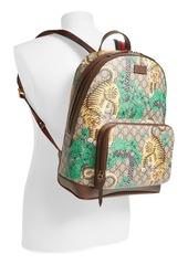 02c44f2e562 Gucci Gucci Tiger Cub Supreme Canvas Backpack