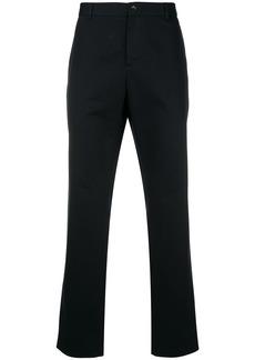 Gucci twill straight-leg trousers