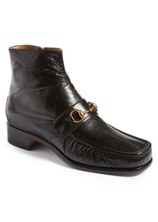 Gucci Vegas Apron Boot (Men)