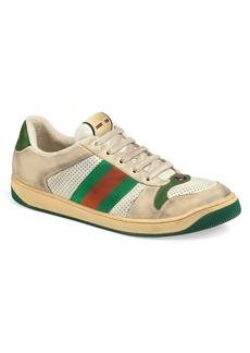 Gucci Screener Low Top Sneaker (Men)