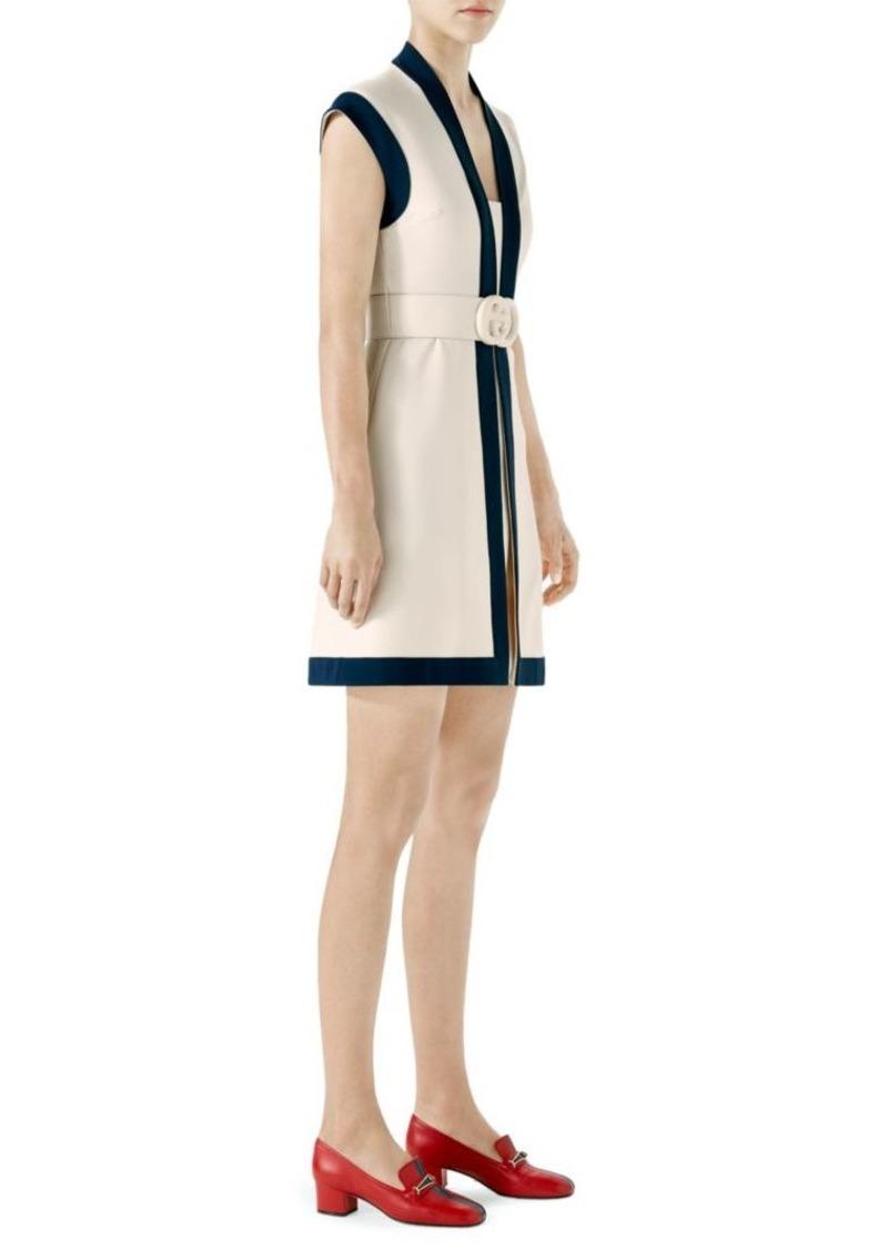 792a8b02b Gucci Viscose Jersey Dress with GG Belt | Dresses