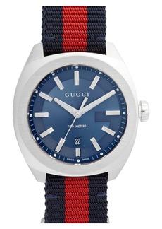 Gucci Web Strap Watch