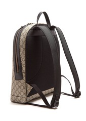 ... Gucci Wolf GG supreme-print canvas backpack ... 8bb13e9977c96