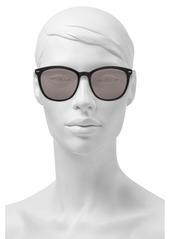 Gucci Woman D-frame Acetate Sunglasses Black