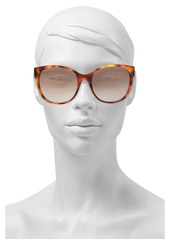Gucci Woman D-frame Tortoiseshell Acetate Sunglasses Animal Print