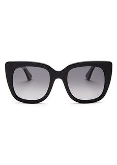 Gucci Women's Polarized Cat Eye Sunglasses, 50mm - 100% Exclusive