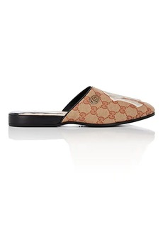 Gucci Women's NY Yankees™ Canvas Slippers